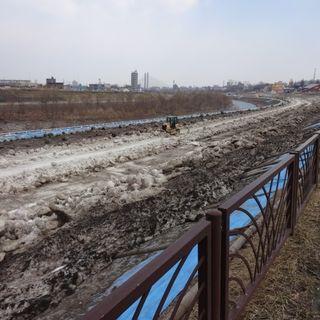 Toyohira-river